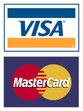 sicher zahlung mit visa und mastercard