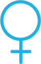 Icon for selecting male gender