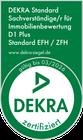 DEKRA zertifizierter Sachverständiger für Schimmelbewertung