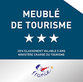 gite senlis oise labellisé 3etoiles meublé de tourisme hébergement vacance pres parc asterix chantilly ermenonbille pierrefonds