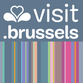 Visit Brussels logo European Best Destinations