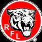 RFL Tiger Logo weiß schwarz