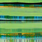 Abstrakte Malerei auf Leinwand aus der Serie Primavera