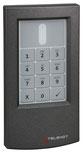 cryplock HF-Tastaturleser R/K-MD (DB-703 Eisenglimmer) von Telenot; presented by SafeTech
