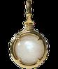 月白 -GEPPAKU-  ブルームーンストーンのパワーストーン ペンダント・ネックレス