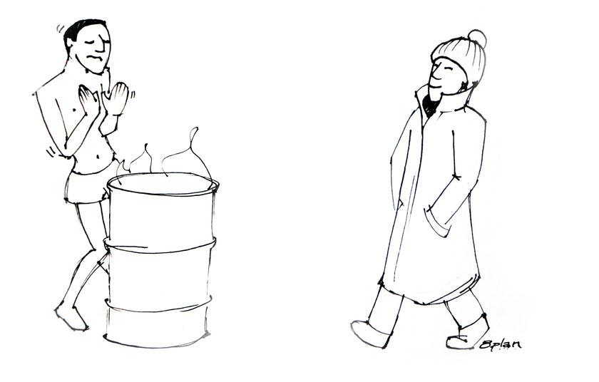 Disegno isolamento termico, isolamento a cappotto