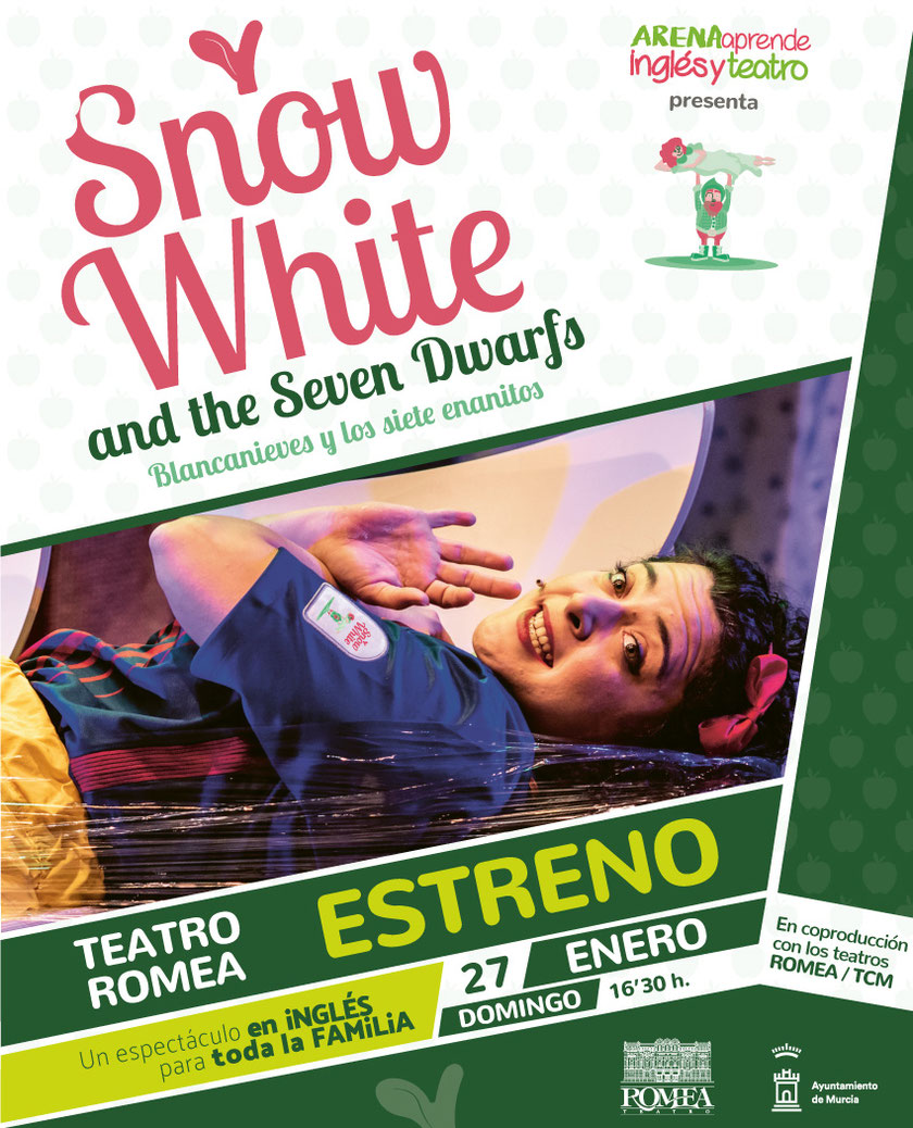 Snow White and the Seven Dwarfs - Estreno Teatro Romea