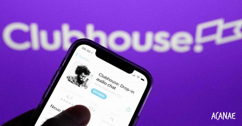 Clubhouse, la red social en la que sólo puedes comunicarte por voz - ACANAE