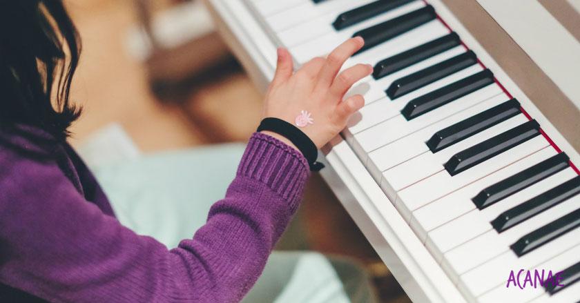 El efecto de la música en la infancia