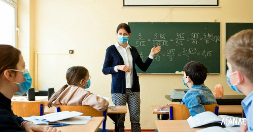 Resumen de las medidas de prevención, higiene y actuación frente a la COVID-19 para centros educativos