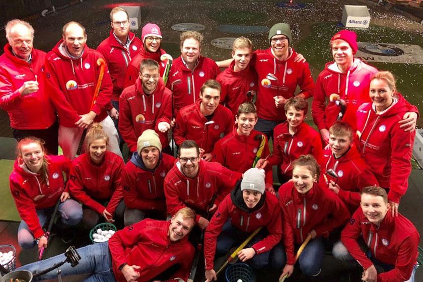 THCAB Hockey Trainerteam
