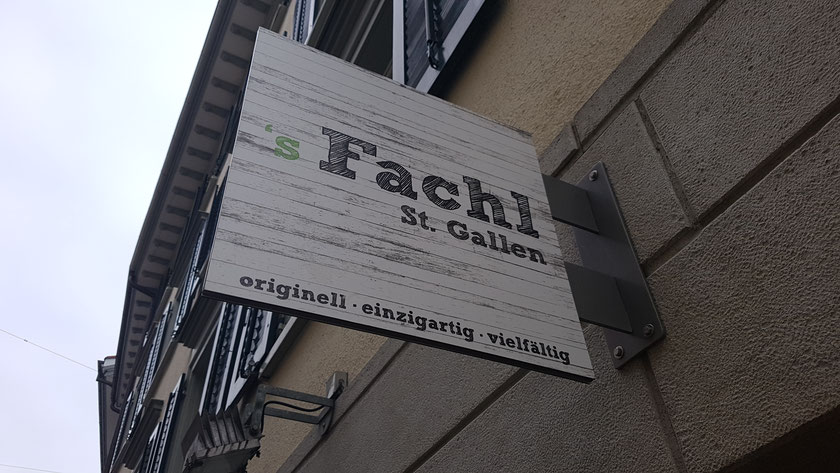 s Fachl in St. Gallen © Bellone Franchise Consulting GmbH