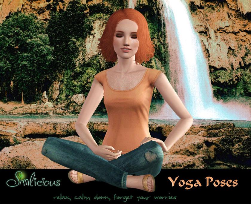 Yoga Poses Teaser image