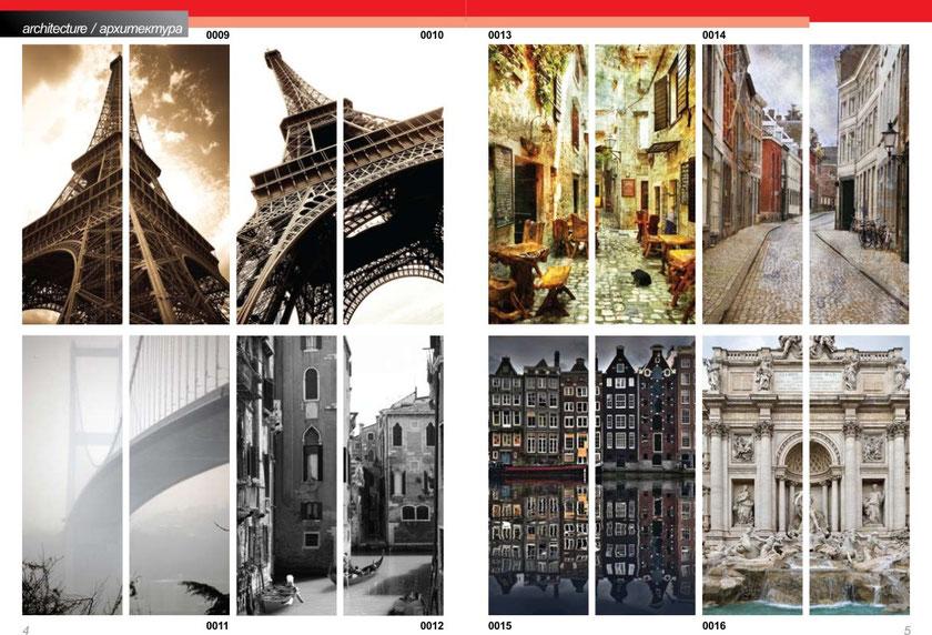 примеры фотопечати с изображением улиц нас