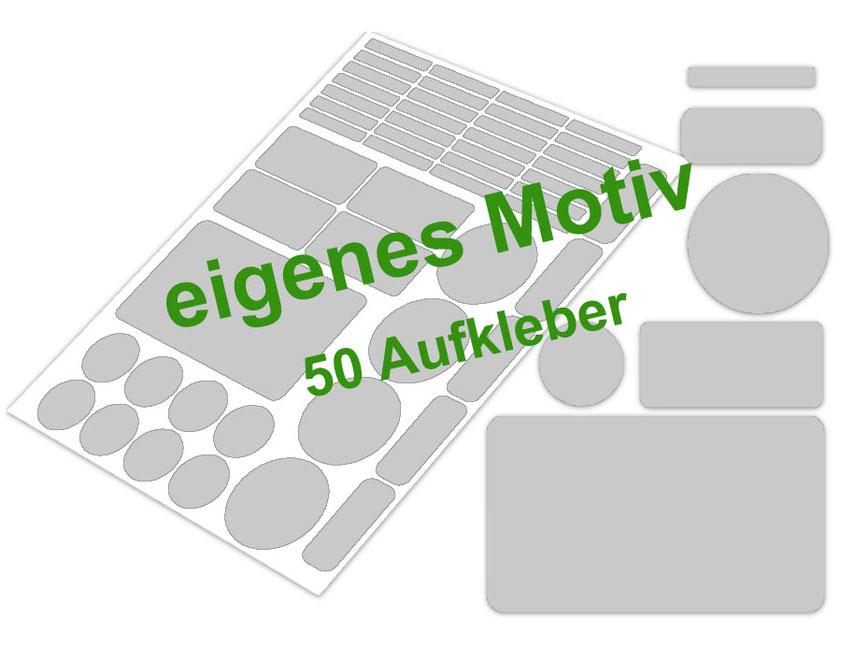 Schulstarter-Set - Motiv: eigenes Motiv - verschiedene Namensaufkleber, Stifteaufkleber, Brotdosenaufkleber, hochwertige, umweltfreundliche PVC-freie Folie