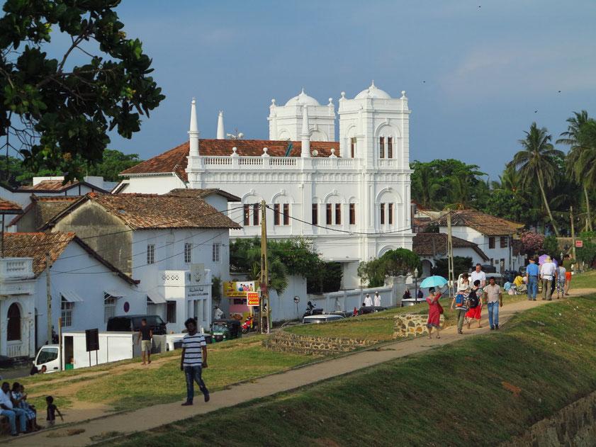 Galle Fort, Meeran Jumma Masjid