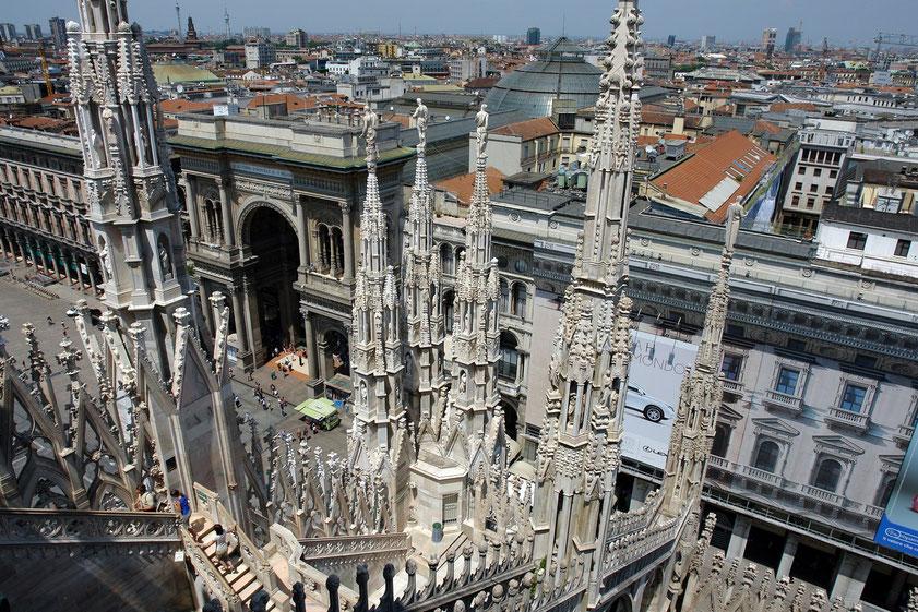 Milano, Duomo, 2009