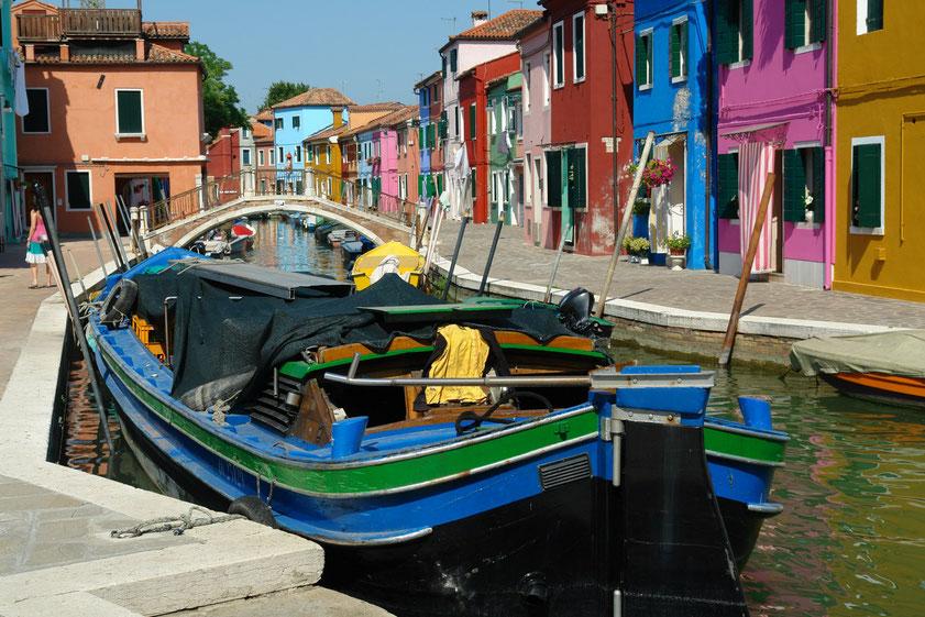 Burano/Venezia, 2007