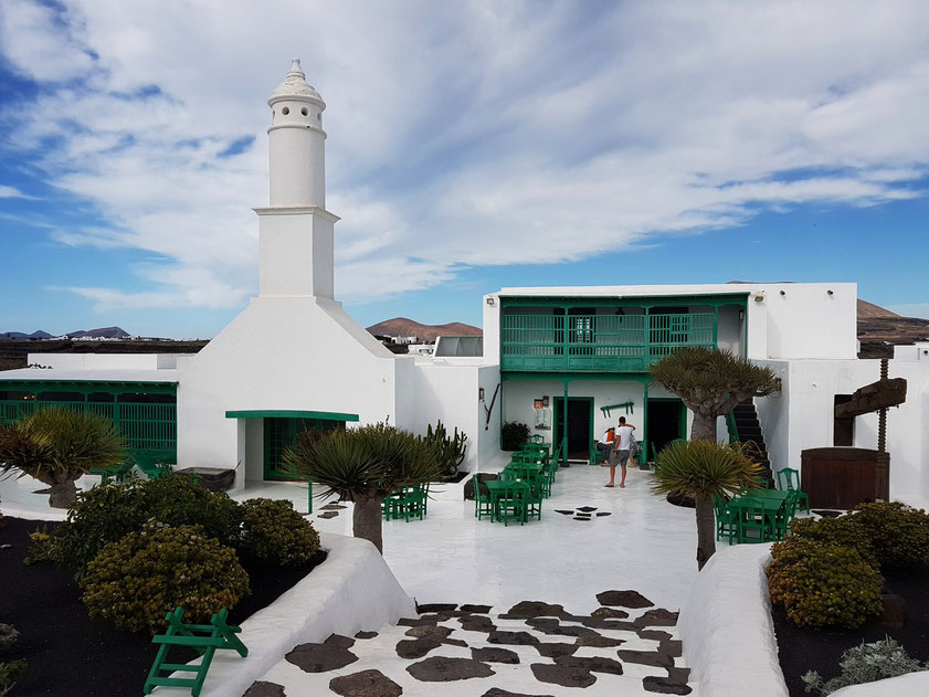 Casa Museo del Campesino bei Mozaga