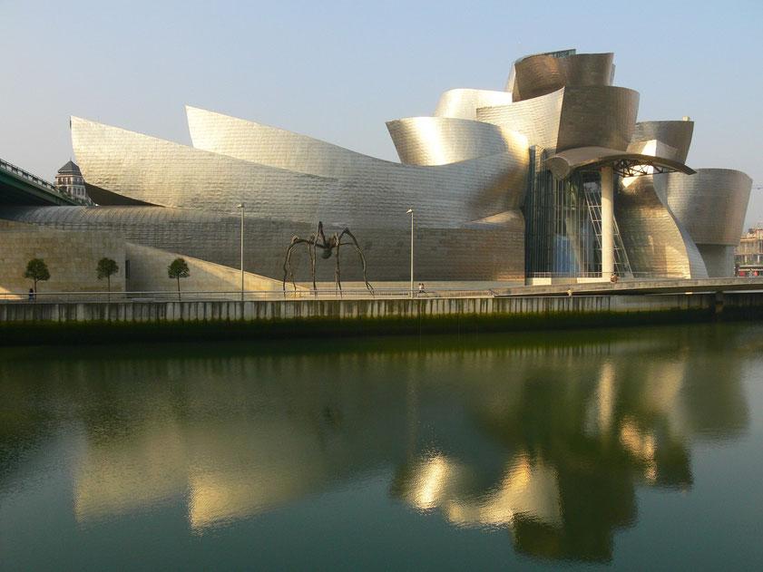 Bilbao, 2007 (Foto: Almut Rother)