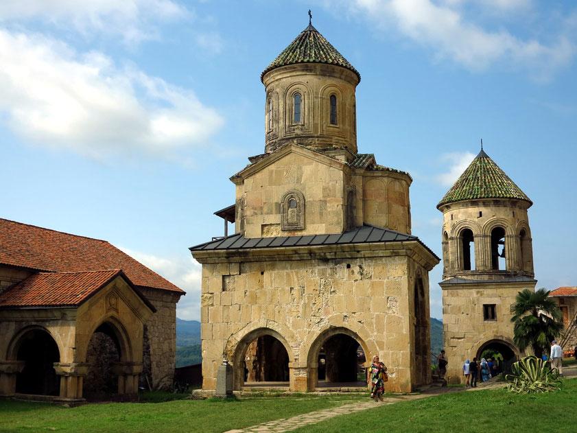 Kloster Gelati, St.-Nikolaus-Kirche und Glockenturm