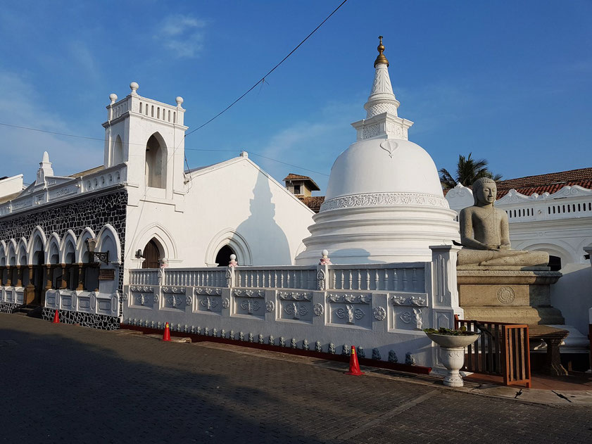 Buddhistischer Tempel Sri Sudharmalaya
