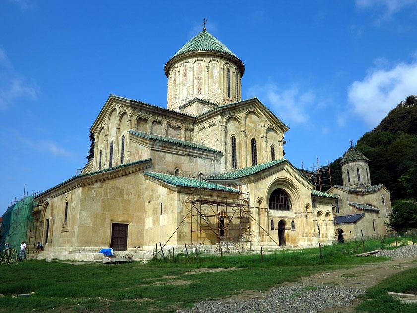 Gelati, Kathedrale der Geburt der seligen Jungfrau Maria, erbaut 1106-25 unter König Dawit, dem Erbauer