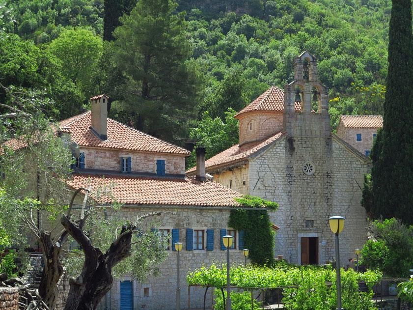 Serbisch-orthodoxes Kloster Praskvica