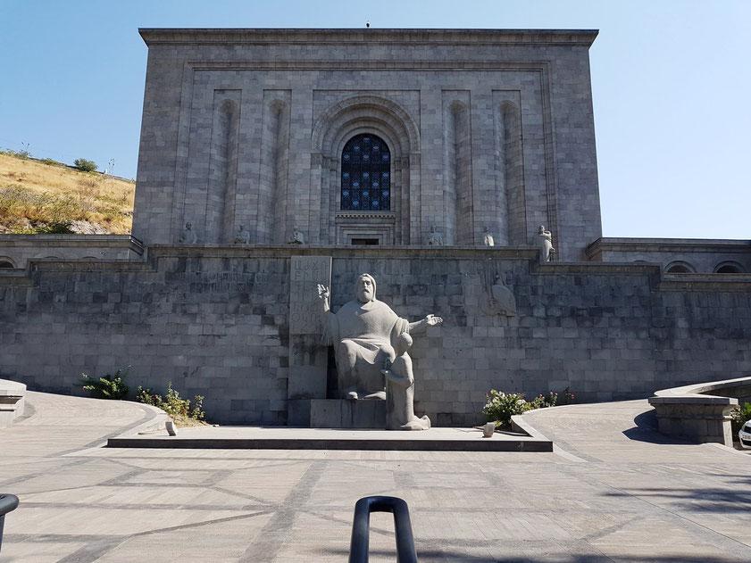 Matenadaran, Zentralarchiv für alte armenische Handschriften in Erewan