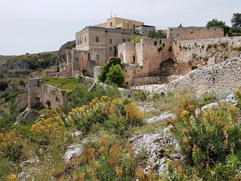 Abbazia Santa Maria di Pulsano bei Monte Sant'Angelo
