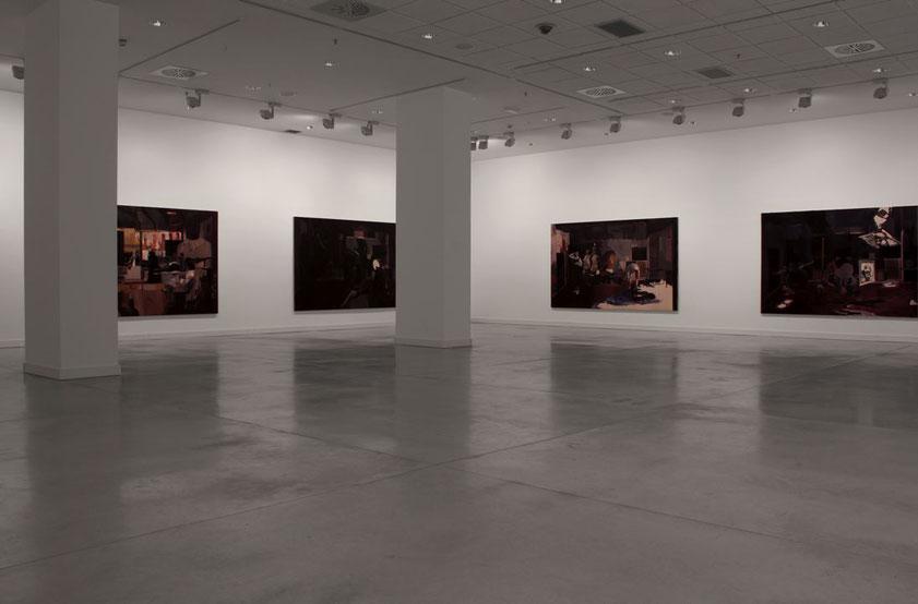 El Gran Estudio. Exhibition view at Centro de Arte de Alcobendas, 2016