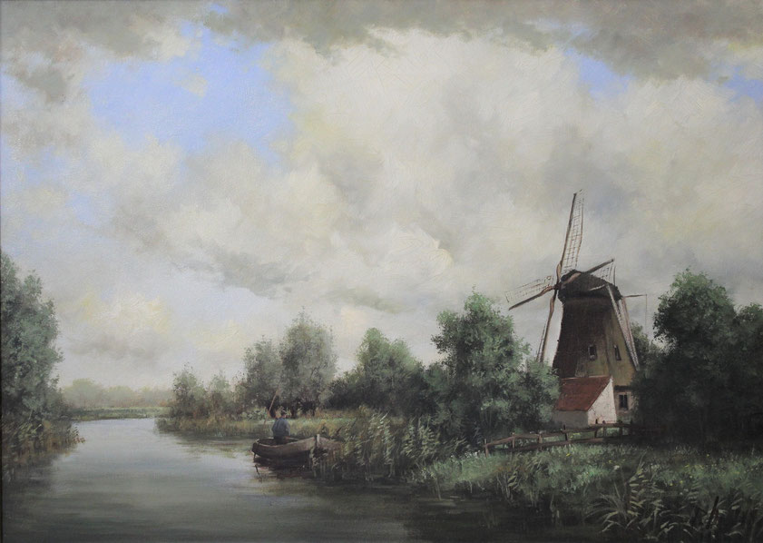 te_koop_aangeboden_een_schilderij_van_de_nederlandse_kunstschilder_peter_motz_1934-2003