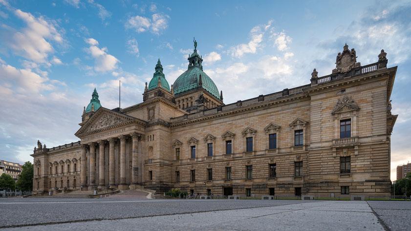 Bundesverwaltungsgericht, Leipzig, Architektur