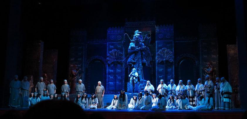 Verdi. Nabucco. Chor der Gefangenen