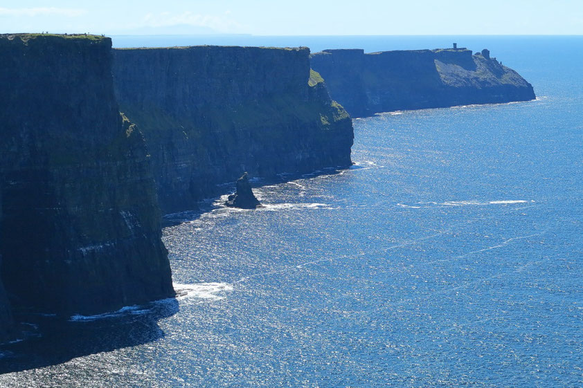 Cliffs of Moher, Blick nach Süden