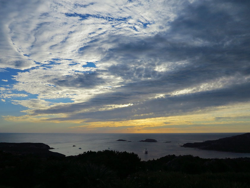Costa Smeralda am 17.6.2016 um 06:42 Uhr
