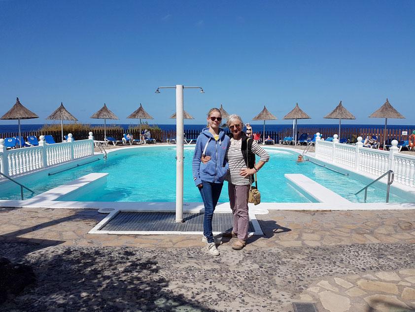 Hotel La Palma Sol Melia mit Poolanlage