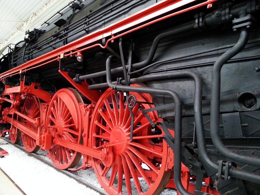 Schnellzuglokomotive der Baureihe 01