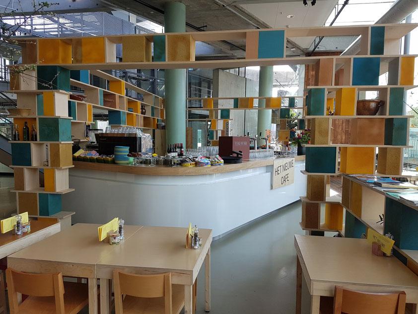 Het Nieuwe Instituut: Het Nieuwe Cafe