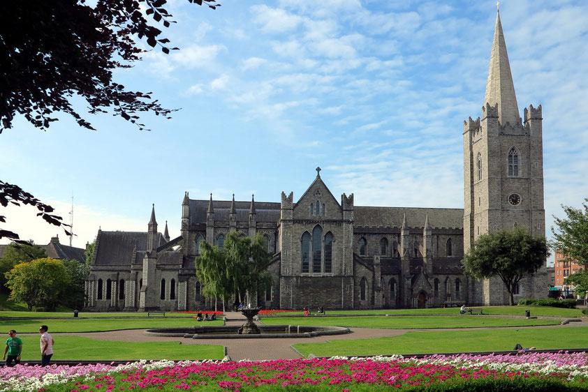 Dublin, St.-Patricks-Kathedrale, um 1190