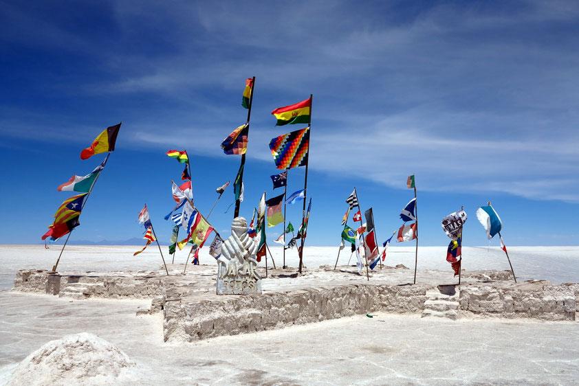 Die Rallye Dakar wurde 2014 in Argentinien, Bolivien und Chile ausgetragen.