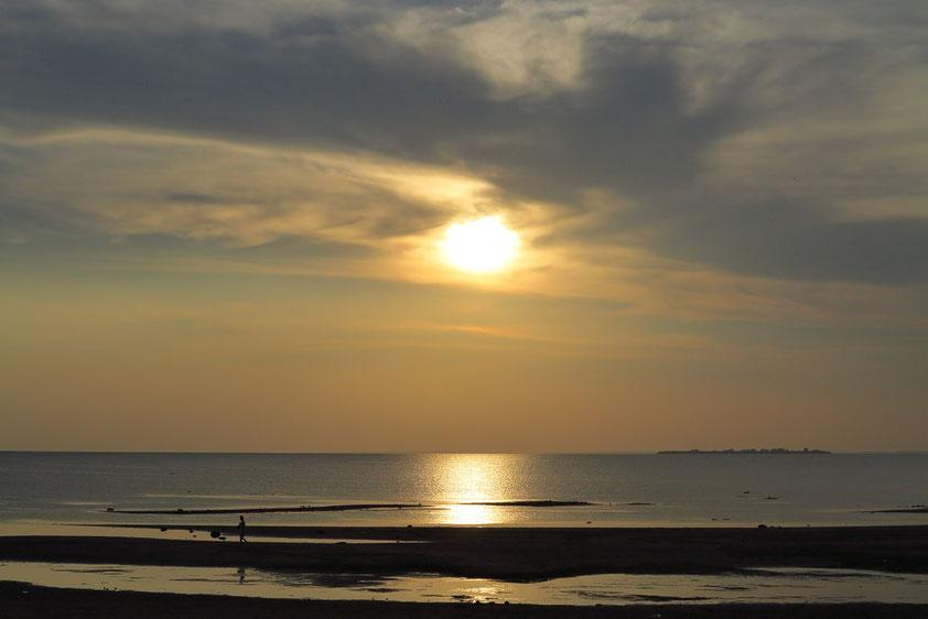 Abendstimmung am Finnischen Meerbusen