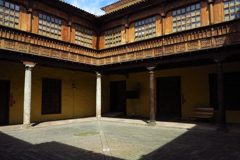 La Laguna, Casa Lercano