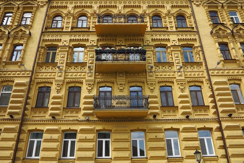 Alte Bürgerhäuser am Andreassteig, 34