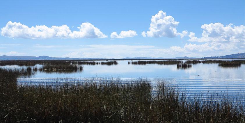 Titicacasee bei Puno