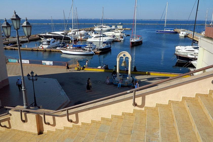 Yachthafen von Odessa