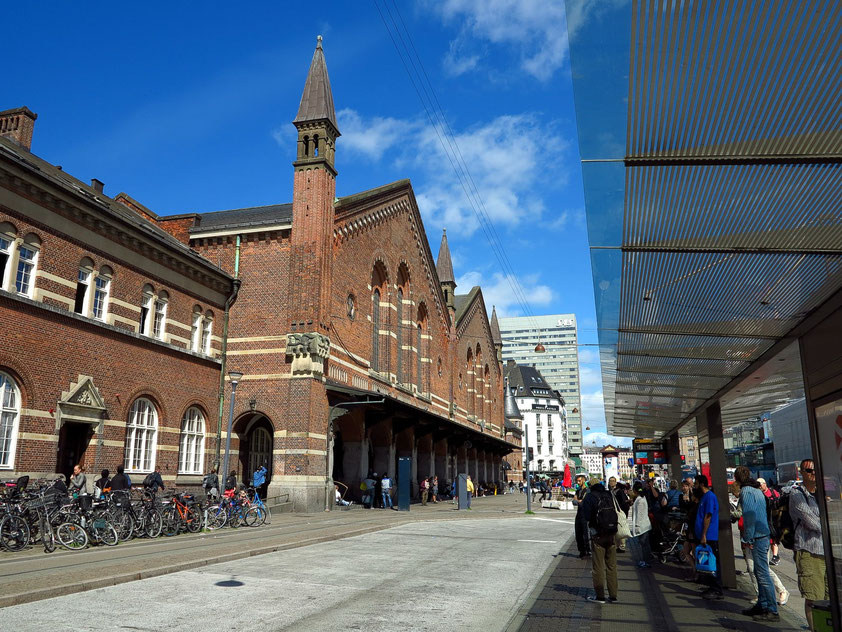 Der Hauptbahnhof København H