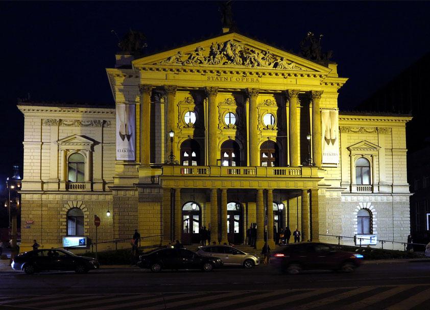 Prager Staatsoper (Státní Opera Praha)