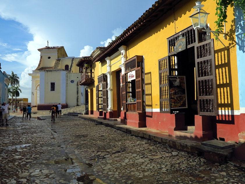Trinidad, Calle Cristo