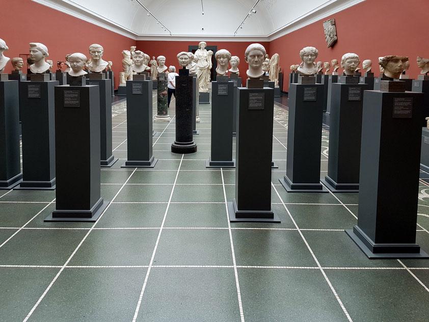 Römische Porträts in Privathäusern und Gräbern (ca. 27 BC - AD 68)